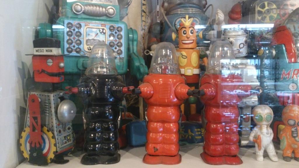 Visite au Tin Toys Museum de Yokohama (Japon) -Janvier 2019 Dsc_3517