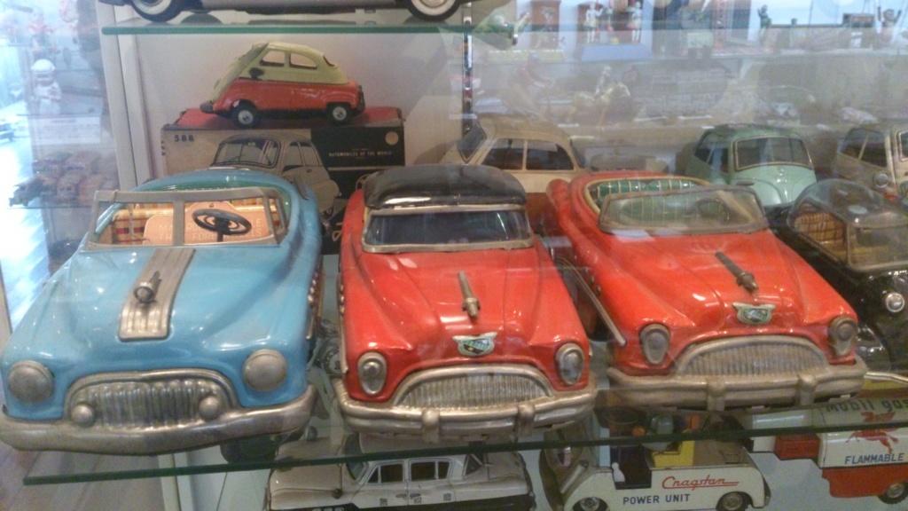 Visite au Tin Toys Museum de Yokohama (Japon) -Janvier 2019 Dsc_3522