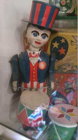 Visite au Tin Toys Museum de Yokohama (Japon) -Janvier 2019 Dsc_3525