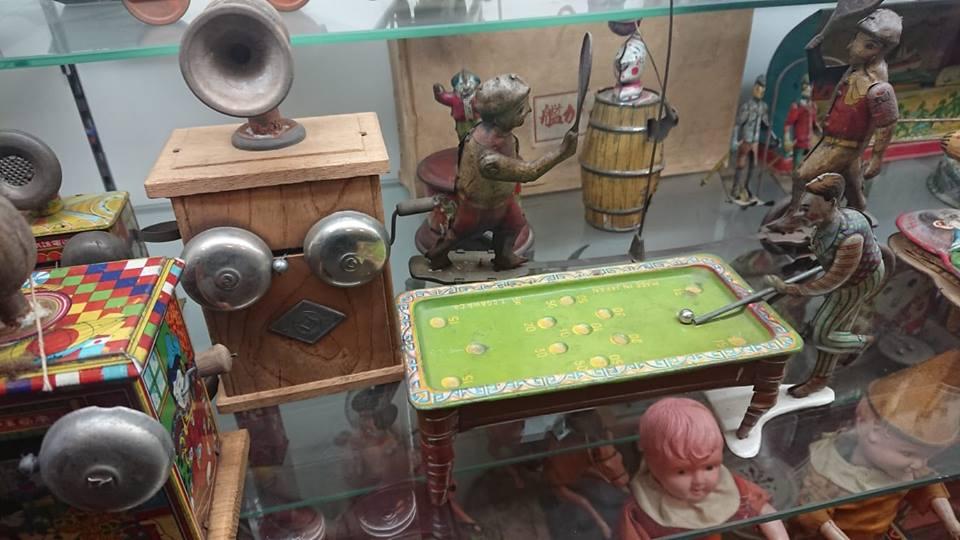 Visite au Tin Toys Museum de Yokohama (Japon) -Janvier 2019 Dsc_3527