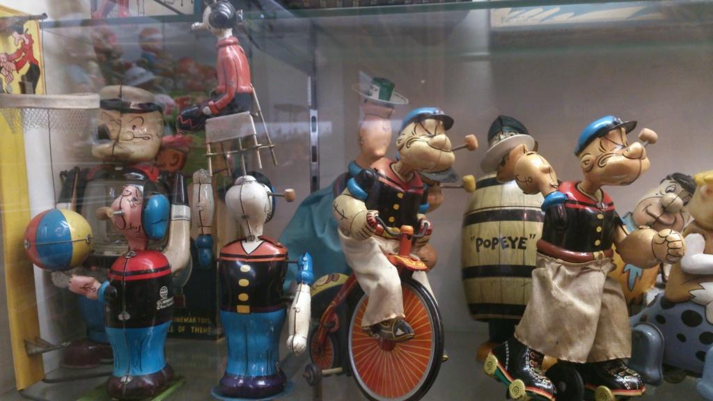 Visite au Tin Toys Museum de Yokohama (Japon) -Janvier 2019 Dsc_3529