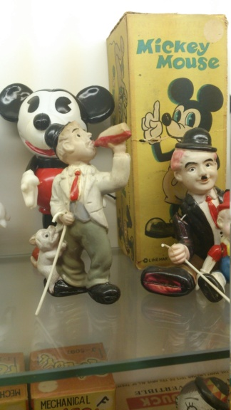 Visite au Tin Toys Museum de Yokohama (Japon) -Janvier 2019 Dsc_3531