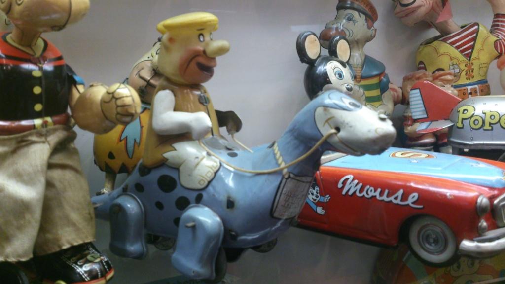 Visite au Tin Toys Museum de Yokohama (Japon) -Janvier 2019 Dsc_3532