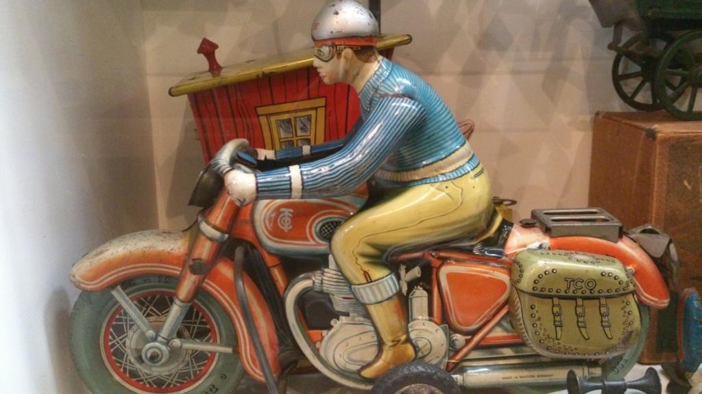 Visite au Tin Toys Museum de Yokohama (Japon) -Janvier 2019 Dsc_3534