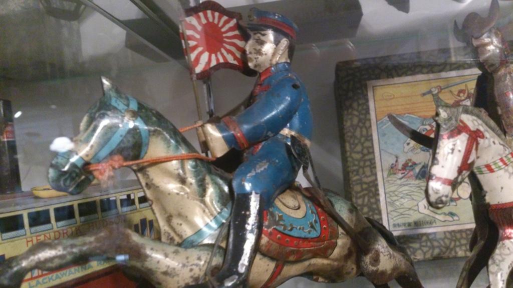 Visite au Tin Toys Museum de Yokohama (Japon) -Janvier 2019 Dsc_3535