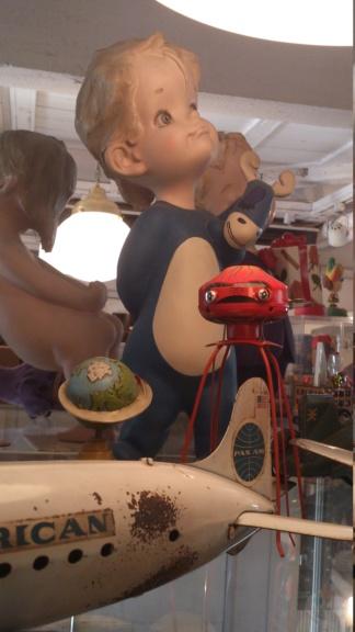Visite au Tin Toys Museum de Yokohama (Japon) -Janvier 2019 Dsc_3536