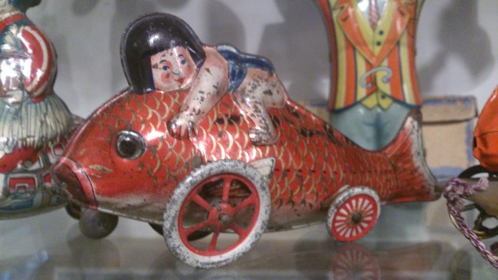 Visite au Tin Toys Museum de Yokohama (Japon) -Janvier 2019 Dsc_3537