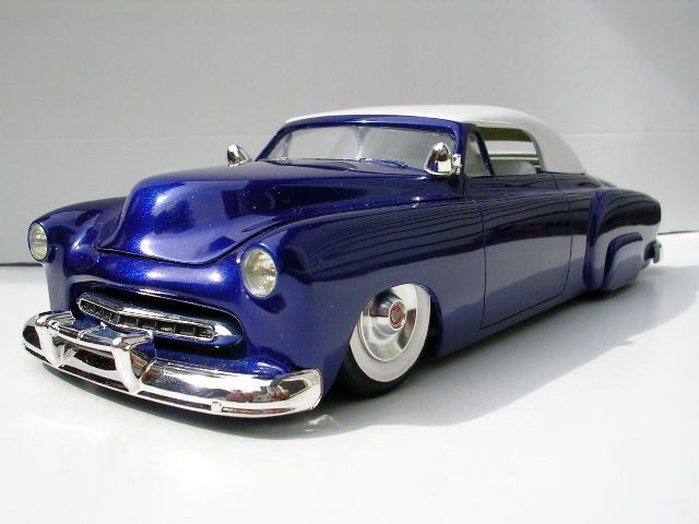Bill Stillwagon - Model Kit - Kustom car artist Dscn0016