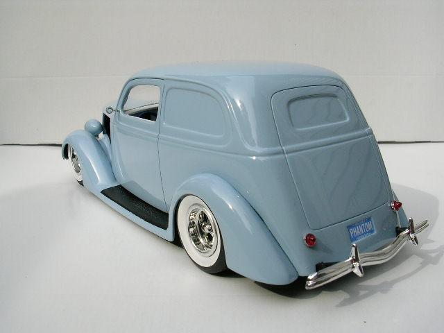 Bill Stillwagon - Model Kit - Kustom car artist Dscn0018