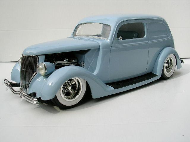 Bill Stillwagon - Model Kit - Kustom car artist Dscn0019