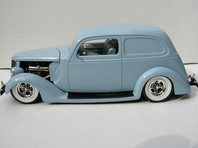 Bill Stillwagon - Model Kit - Kustom car artist Dscn0020