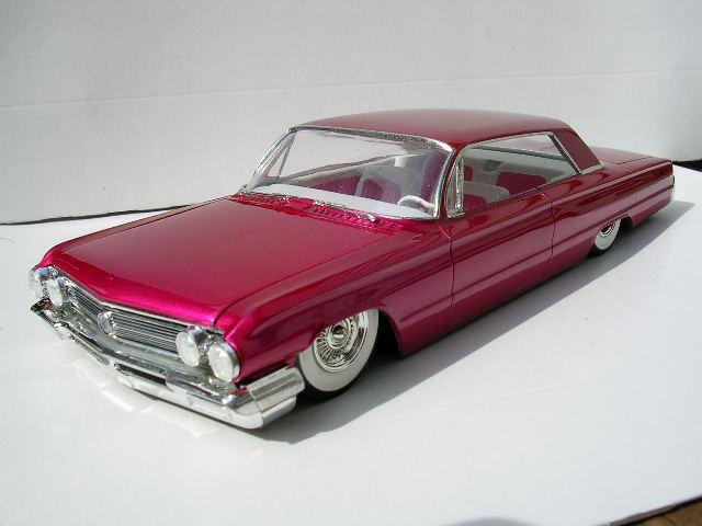 Bill Stillwagon - Model Kit - Kustom car artist Dscn0023