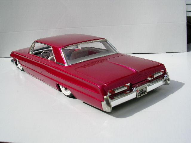 Bill Stillwagon - Model Kit - Kustom car artist Dscn0024