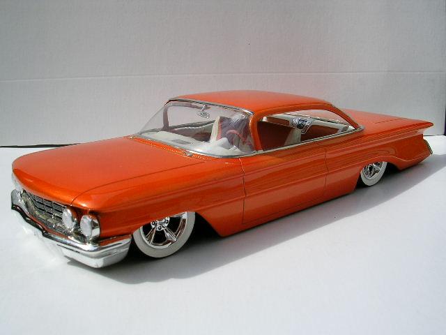 Bill Stillwagon - Model Kit - Kustom car artist Dscn0025