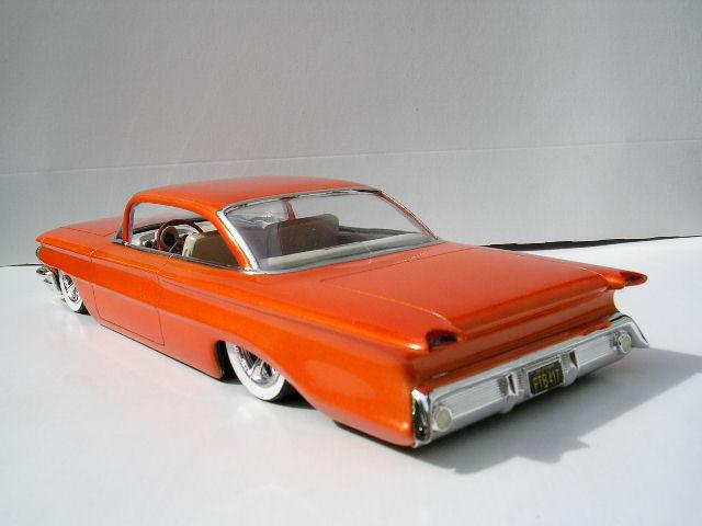 Bill Stillwagon - Model Kit - Kustom car artist Dscn0027