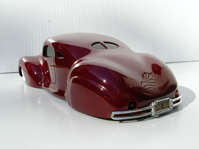 Bill Stillwagon - Model Kit - Kustom car artist Dscn0028
