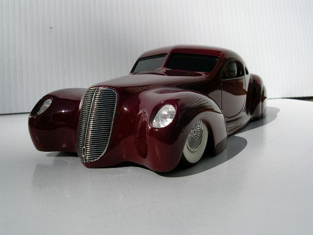 Bill Stillwagon - Model Kit - Kustom car artist Dscn0029