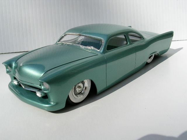 Bill Stillwagon - Model Kit - Kustom car artist Dscn0030