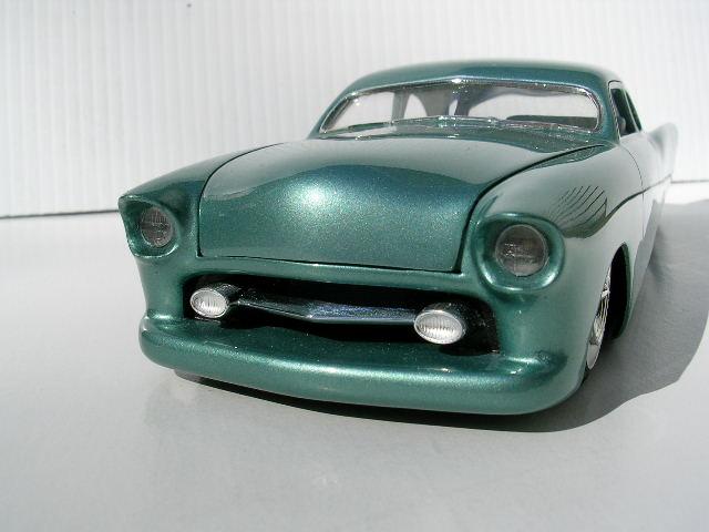 Bill Stillwagon - Model Kit - Kustom car artist Dscn0031