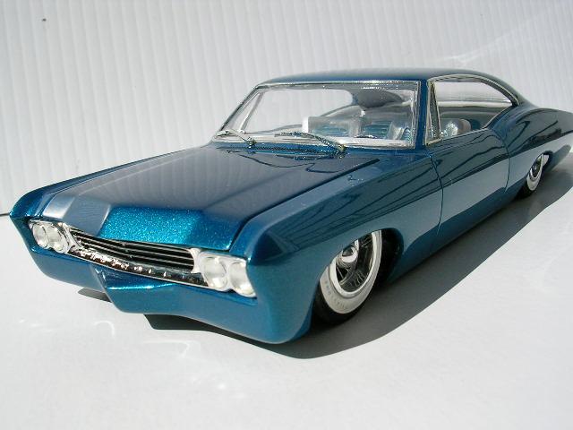 Bill Stillwagon - Model Kit - Kustom car artist Dscn0032