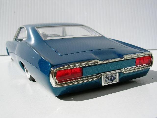 Bill Stillwagon - Model Kit - Kustom car artist Dscn0033