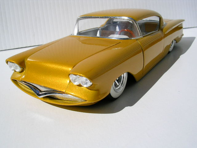 Bill Stillwagon - Model Kit - Kustom car artist Dscn0034