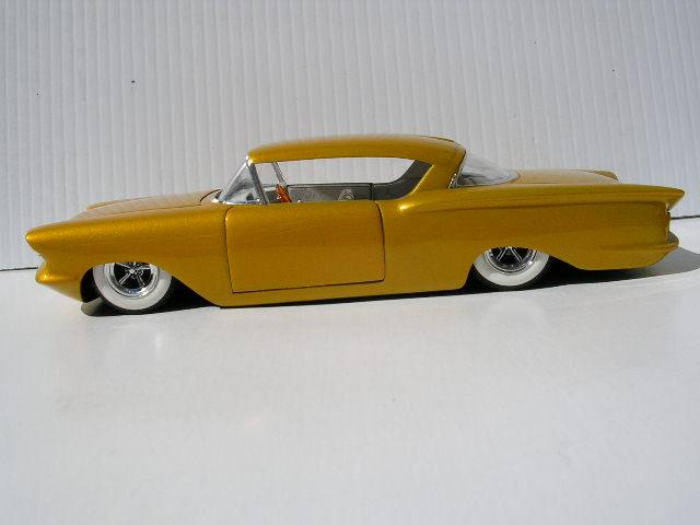 Bill Stillwagon - Model Kit - Kustom car artist Dscn0035