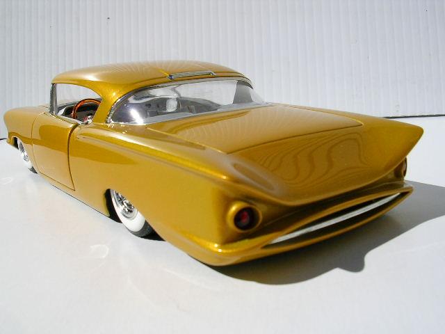 Bill Stillwagon - Model Kit - Kustom car artist Dscn0036