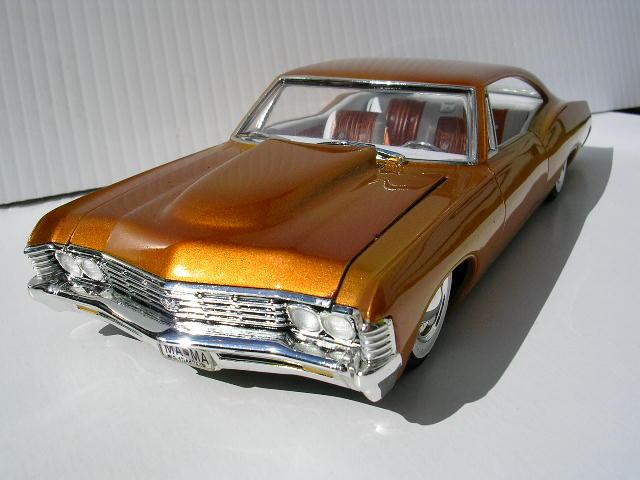 Bill Stillwagon - Model Kit - Kustom car artist Dscn0037