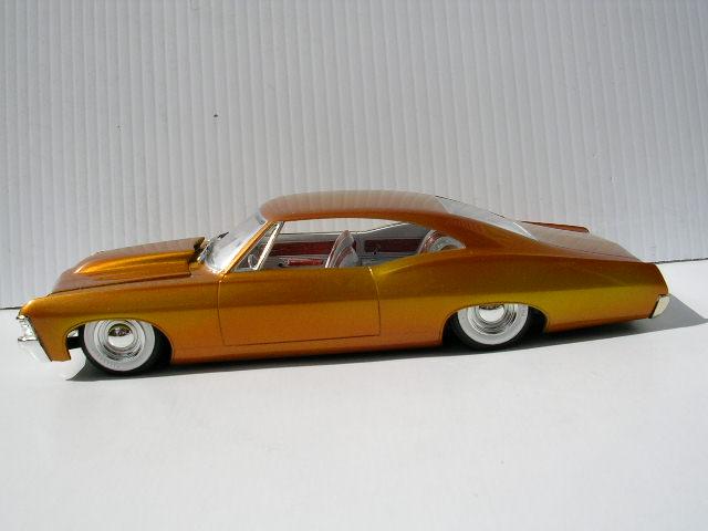 Bill Stillwagon - Model Kit - Kustom car artist Dscn0038