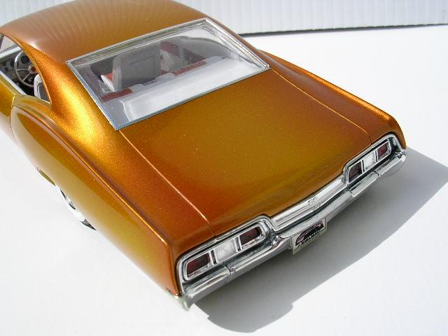 Bill Stillwagon - Model Kit - Kustom car artist Dscn0039