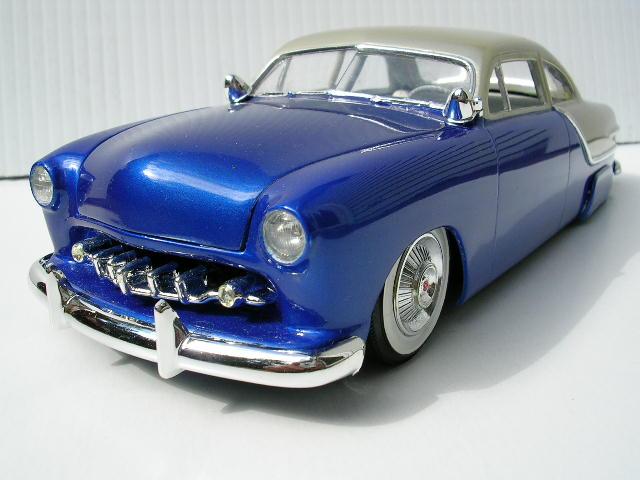 Bill Stillwagon - Model Kit - Kustom car artist Dscn0040