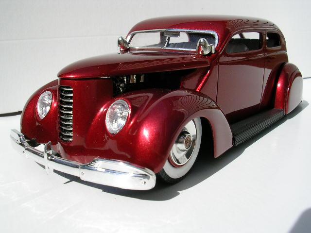 Bill Stillwagon - Model Kit - Kustom car artist Dscn0042
