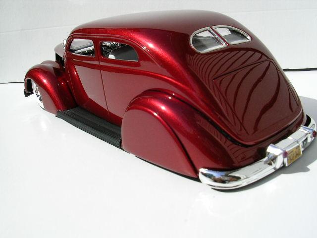 Bill Stillwagon - Model Kit - Kustom car artist Dscn0043