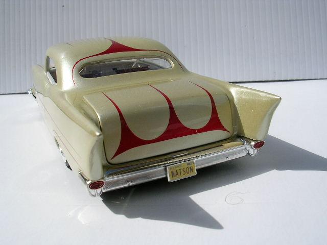 Bill Stillwagon - Model Kit - Kustom car artist Dscn0044