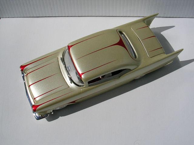 Bill Stillwagon - Model Kit - Kustom car artist Dscn0047