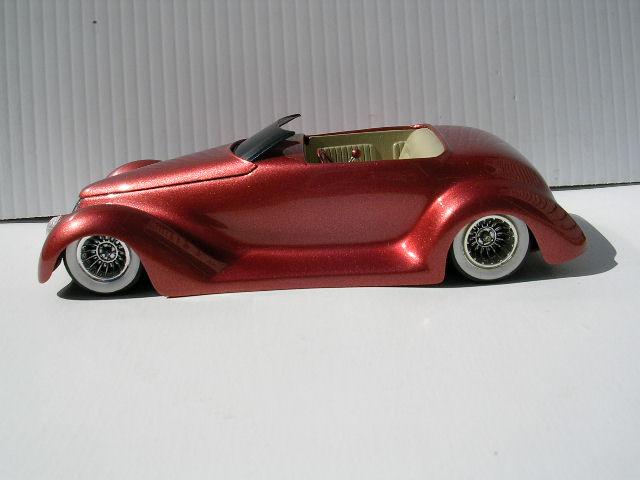 Bill Stillwagon - Model Kit - Kustom car artist Dscn0048