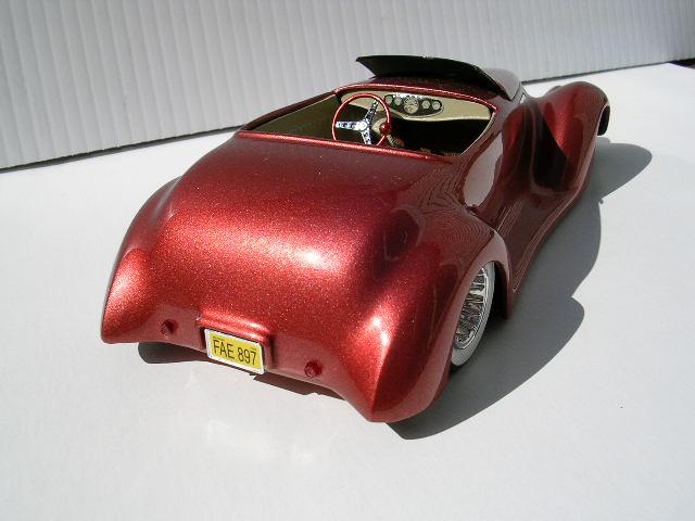 Bill Stillwagon - Model Kit - Kustom car artist Dscn0049