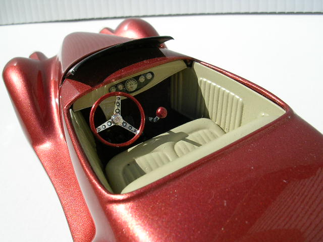 Bill Stillwagon - Model Kit - Kustom car artist Dscn0050
