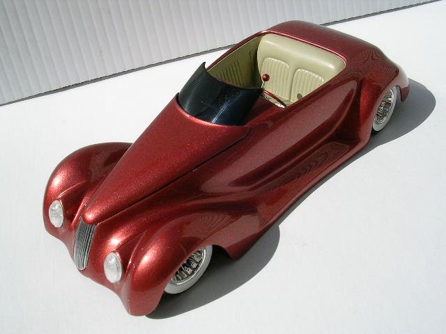 Bill Stillwagon - Model Kit - Kustom car artist Dscn0051