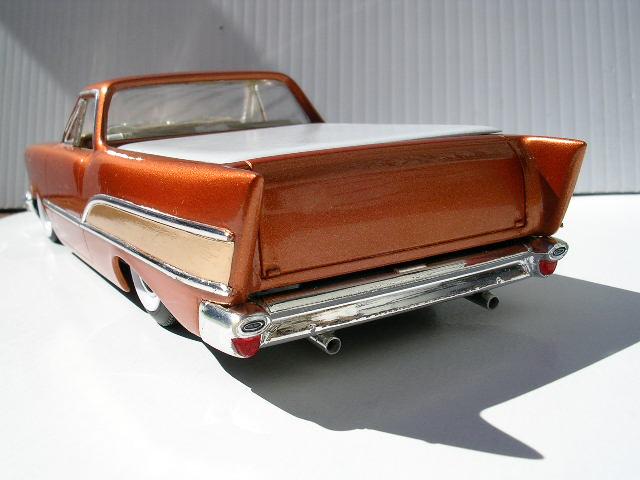 Bill Stillwagon - Model Kit - Kustom car artist Dscn0054