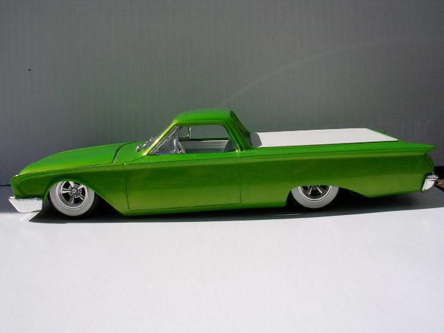 Bill Stillwagon - Model Kit - Kustom car artist Dscn0055