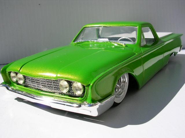 Bill Stillwagon - Model Kit - Kustom car artist Dscn0056