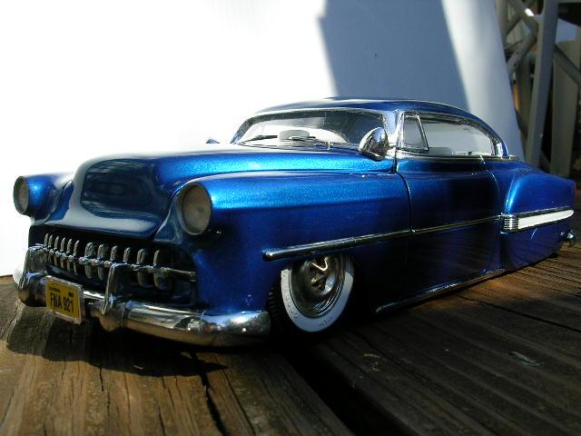 Bill Stillwagon - Model Kit - Kustom car artist Dscn0110