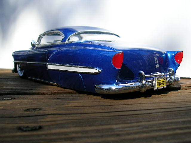 Bill Stillwagon - Model Kit - Kustom car artist Dscn0112