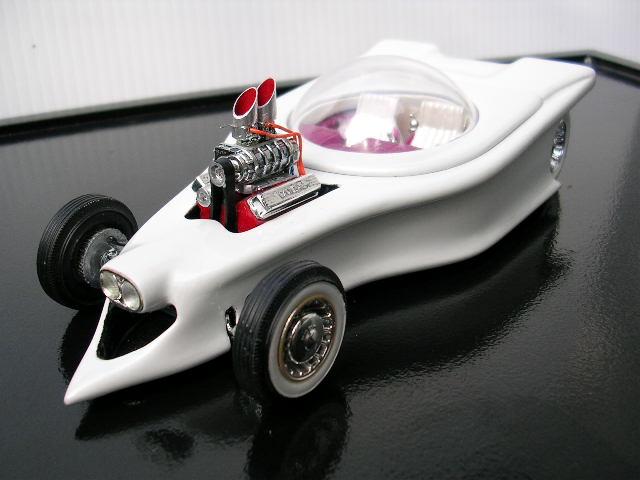 Bill Stillwagon - Model Kit - Kustom car artist Dscn0113