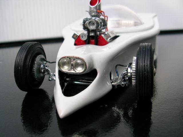 Bill Stillwagon - Model Kit - Kustom car artist Dscn0114