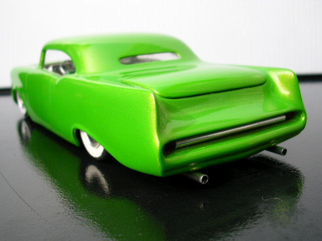 Bill Stillwagon - Model Kit - Kustom car artist Dscn0119