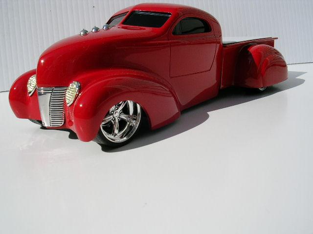 Bill Stillwagon - Model Kit - Kustom car artist Dscn0126