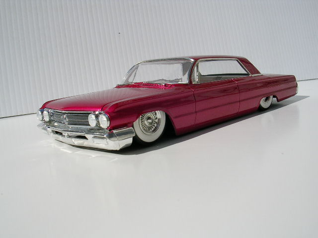 Bill Stillwagon - Model Kit - Kustom car artist Dscn0128
